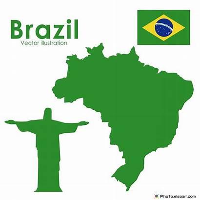 Brazil Clipart Brazilian Clip Vector Map Clipartpanda