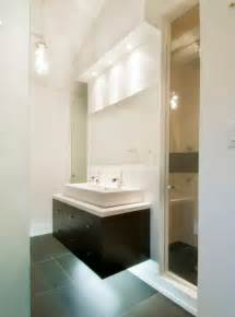 modern bathroom cabinet ideas how to take advantage of floating vanities to bathrooms spacious