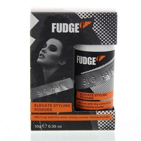 fudge hair styling fudge big hair elevate styling powder 10g sefa s haircompany 8928