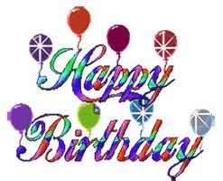 Happy Birthday Animated Clip Free Birthday Free Happy Birthday Balloon Clip Clipartix