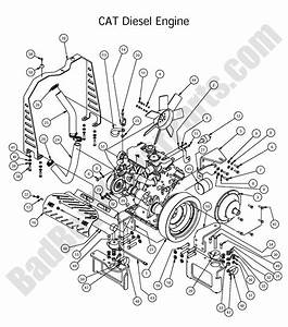 Diesel Truck Engine Diagram