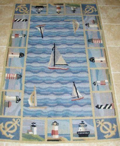 lighthouse rug ebay