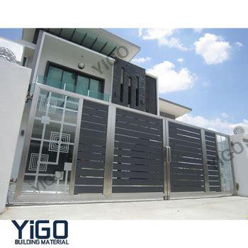 Automatic House Main Gate Designs  Steel Gate Design Home