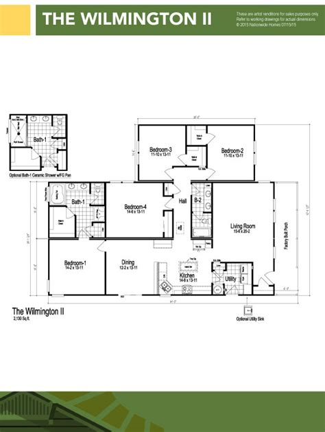 ranch style modular homes in hstead nc modular homes jacksonville