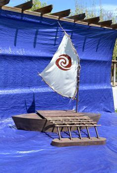 Moana Boat Au by My Husband Made This Moana Boat For 5th Birthday
