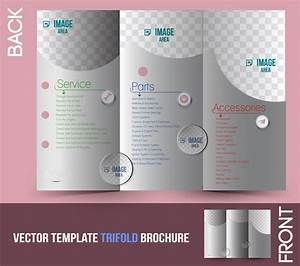 adobe tri fold brochure template trifold brochure template With tri fold brochure template illustrator free