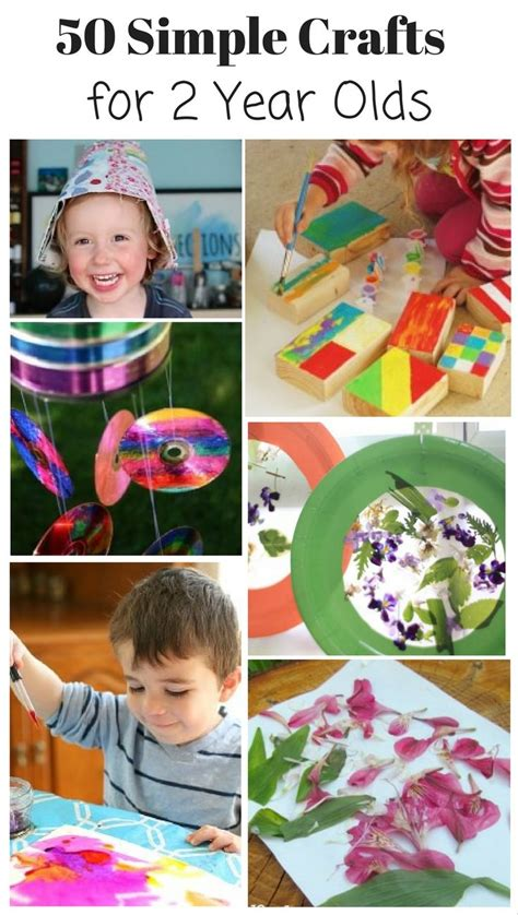 crafts for 2 yr olds 50 crafts for 2 year olds crafts simple crafts and simple