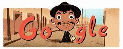 Google Cantinflas Mario Birthday Doodles Moreno Doodle