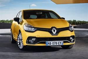 Prix Renault Clio : renault devoile la nouvelle clio r s et r s trophy ~ Gottalentnigeria.com Avis de Voitures