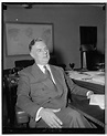 Edward J. Noble, Commerce Secy. Harry Hopkins' newly ...