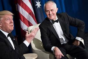 Australian Prime Minister Says Meeting With Trump Was ...