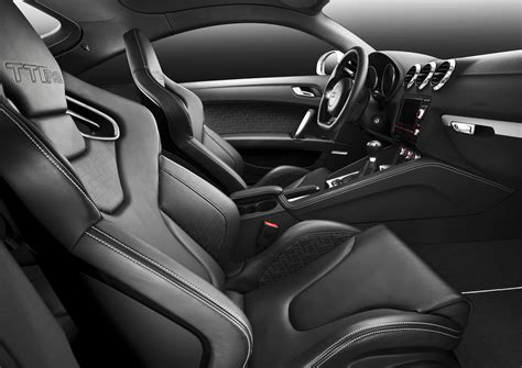 audi tt ts interior fine nappa leather seats eurocar news