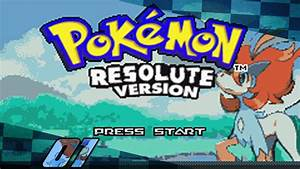 Pokemon Version Youtube : pokemon resolute version nuzlocke part 01 youtube ~ Medecine-chirurgie-esthetiques.com Avis de Voitures