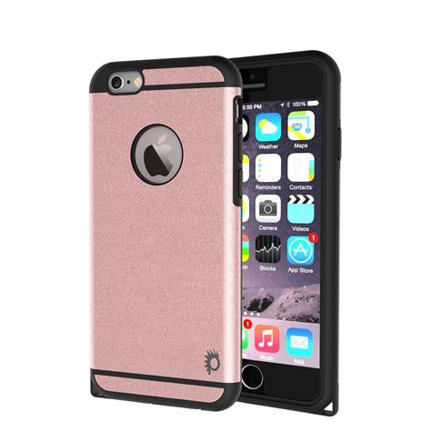 iphone 6 plus warranty iphone 6s plus 6 plus punkcase galactic silver slim