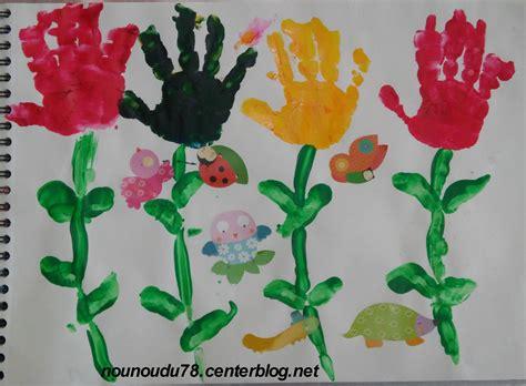 Activité Printemps Maternelle Activit Enfant Printemps Fleurs