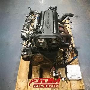 Toyota Corolla Levin Ae111 4age Blacktop 20v Engine
