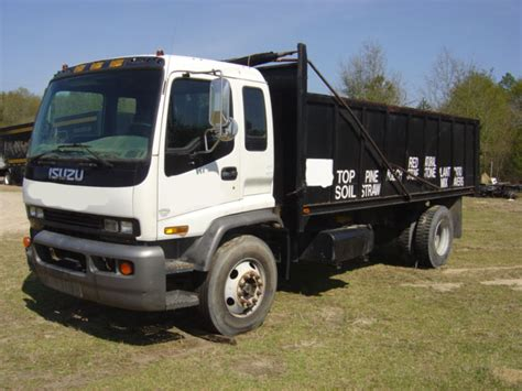 Isuzu Ftr 2000 Dump Truck Used