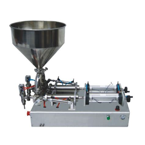 filling machine double head paste filling machine exporter  ahmedabad