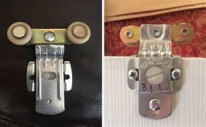 roller guides for closet bi pass doors swiscocom With bi pass closet door hardware