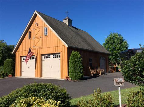 Amish-Built Garages   Lancaster, PA   The Backyard Showcase