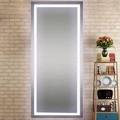 light up body mirror diy vanity mirror with lights for bathroom and makeup