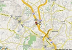 Map of Atlanta Days Inn Kennesaw, Kennesaw
