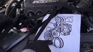 29 2008 Honda Accord Serpentine Belt Diagram