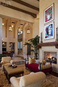Traditional, Living, Room, Dramatic, Family, Room, Showstopper