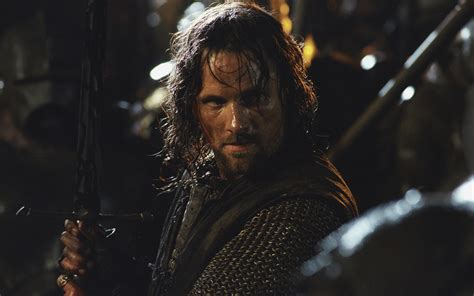 Brunettes Movies Men The Lord Of The Rings Aragorn Viggo