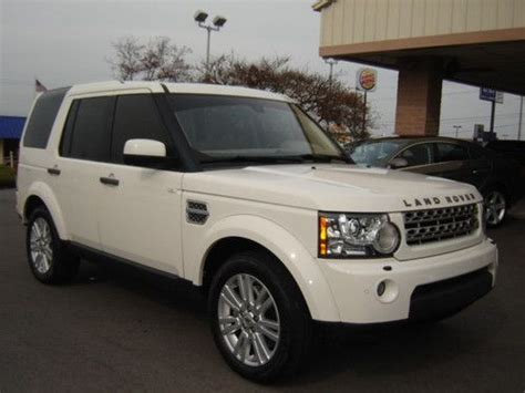 Sell Used 2010 Land Rover Lr4 Hse Sport Utility 4-door 5