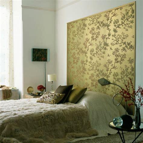 schlafzimmer wand 30 interessante vorschläge für tapeten im schlafzimmer
