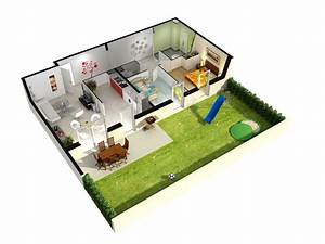 construire sa maison en 3d With plans d appartements modernes