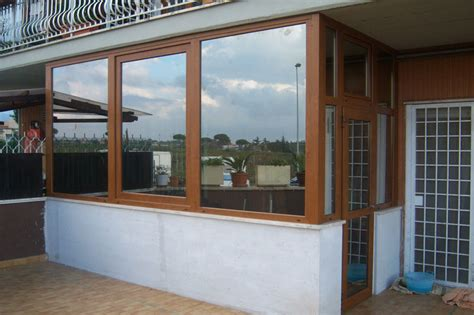 veranda in pvc iaquone verande