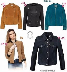 Blouson En Daim Femme : blog mode femme looks et tendances pour les femmes ~ Melissatoandfro.com Idées de Décoration