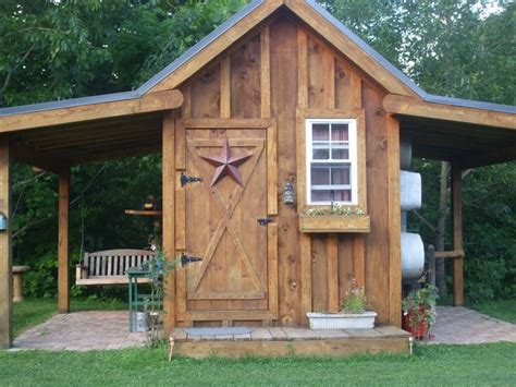 Best Images About Outdoor Building Sheds Pinterest