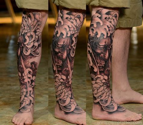 absolutely remarkable leg sleeve tattoos amazing