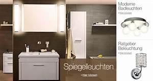 Bad Und Spiegelleuchten : bad beleuchtung beleuchtung einbauleuchten deckenleuchten wandleuchten ~ Michelbontemps.com Haus und Dekorationen
