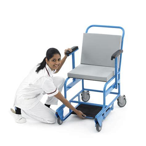 chaise de transfert chaise de transfert amagnetique pour obese charge max 220
