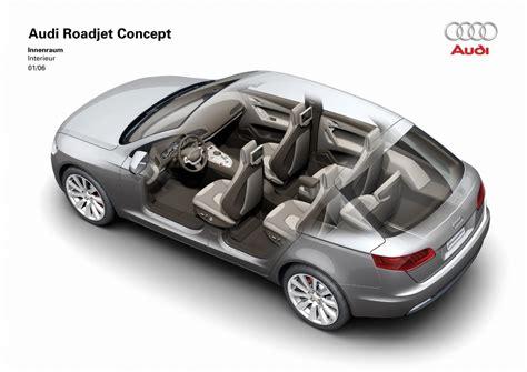Audi Roadjet Concept Conceptcarz