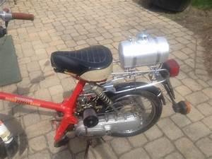 Bam Spun Aluminum Fuel Tank  U2013 Yamaha Qt50 Luvin And Other
