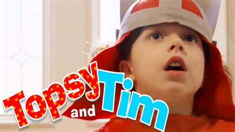 Topsy & Tim 124  Dressing Up  Topsy And Tim Full
