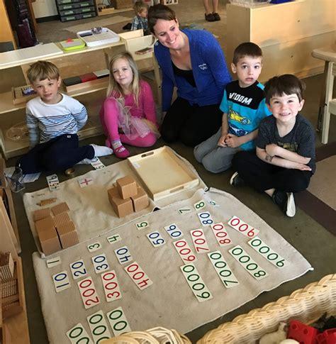 Montessori for the Kindergarten Year - Discovery Asheville
