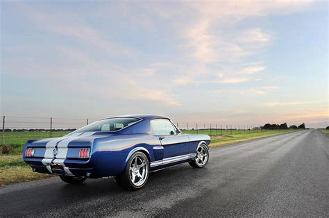 Classic Recreations Ford Mustang Shelby G.t.350cr Custom