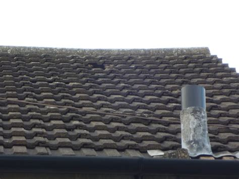 replace a concrete roof tile roofing in derby