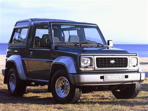 Daihatsu Rocky Wagon Se Turbo Diesel 1994