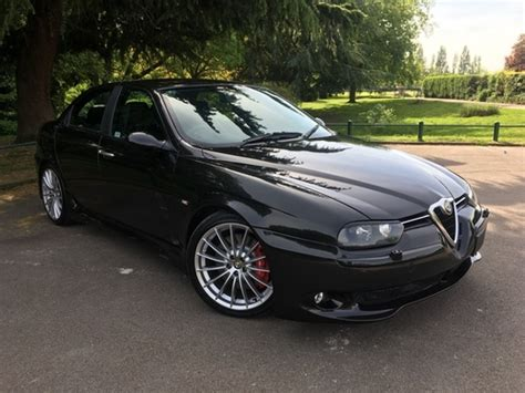 Used Alfa Romeo 156 On Finance From £50 Per Month No Deposit