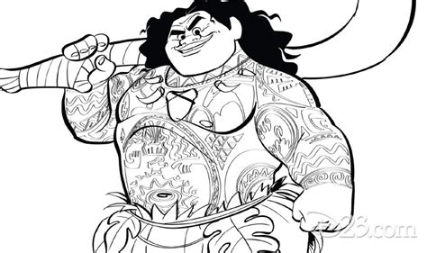 youll love  printable moana coloring pages