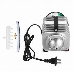 Oxygen Pumps 55w 82l  Min Air Pump Ac 220v Hydroponic