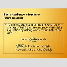 17 Best Images About Sentence Structure On Pinterest  Sentence Writing, Sentence Structure And