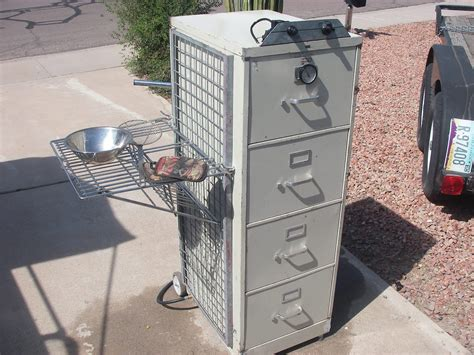 file cabinet smoker plans 15 smokers to add smoked flavor to or fish